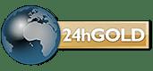 Image result for 24hgold logo