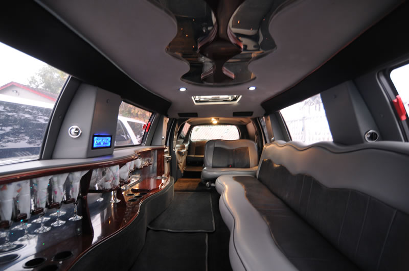 Limousine Fleet Dallas Fort Worth TX Luxury Vehicle