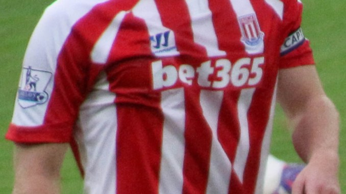Stoke City - bet365 kit