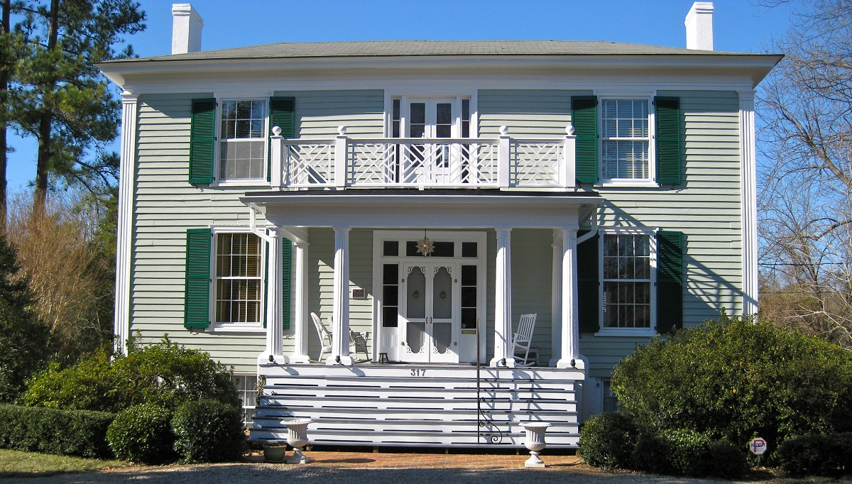 Top 15 House Designs and Architectural Styles to Ignite your     Greek Revival