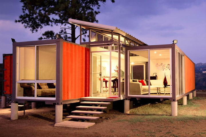 Top 20 Shipping Container Home Design Ideas And Costs – Green