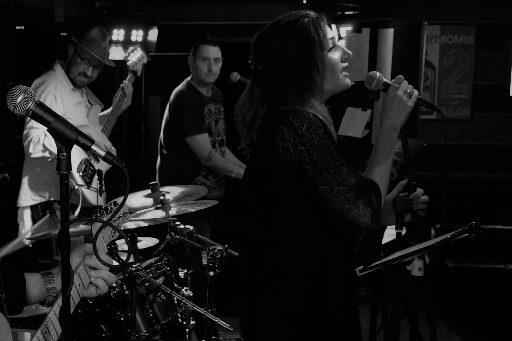 24 Karat Band Live at Roberts Colchester Essex