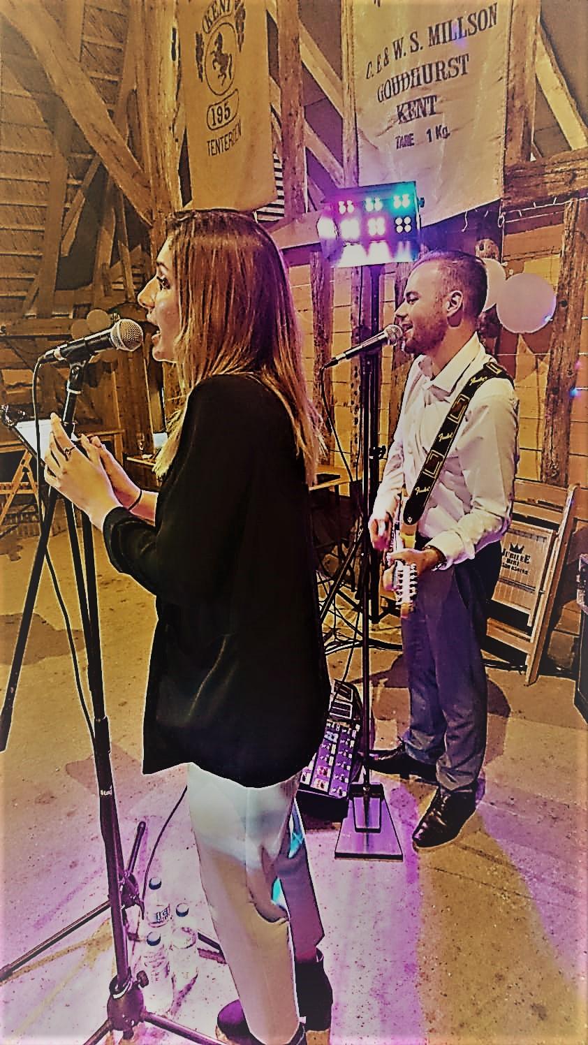 Essex Wedding Party Band 24 Karat Colchester