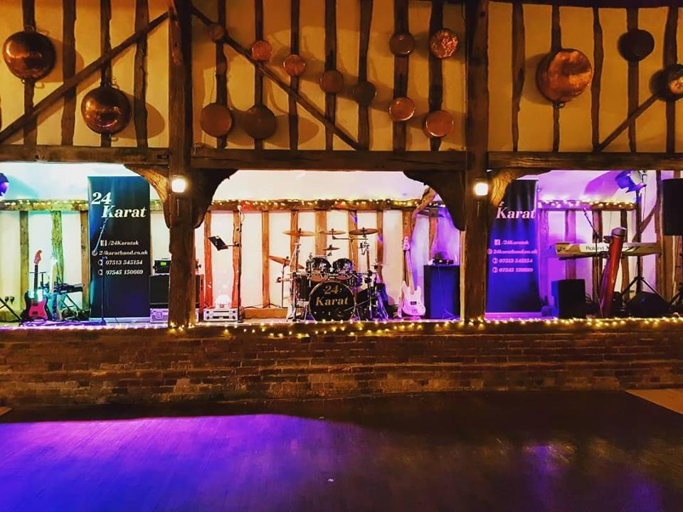 24 Karat Band Hire Top Rated Live Band Live Music Essex Suffolk Norfolk Kent