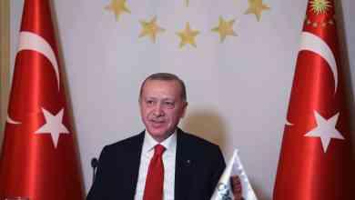 صورة اردوغان: تركيا عازمة على تبوء مكانة مرموقة في عالم ما بعد كورونا