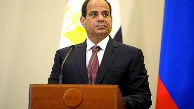 صورة سفيرة اسرائيل لدى مصر تهنئ السيسي بعيد ميلاده ..فماذا قالت؟