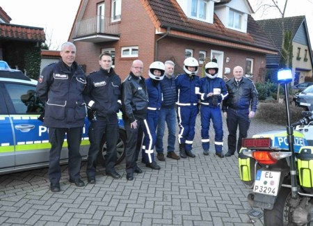 Pensionierung Rakers_1 - Foto: © Polizeiinspektion Emsland/Grafschaft Bentheim