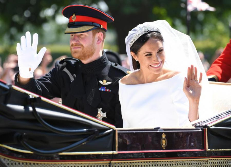Royal wedding | Autor: Doug Peters/Press Association/PIXSELL