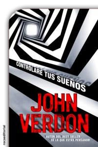 Controlaré tus sueños, de John Verdon