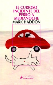 El curiosos incidente del perro a medianoche, de Mark Haddon
