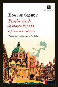 El misterio de la mosca dorada de Edmund Crispin