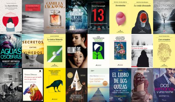 Los 24 libros de 2019