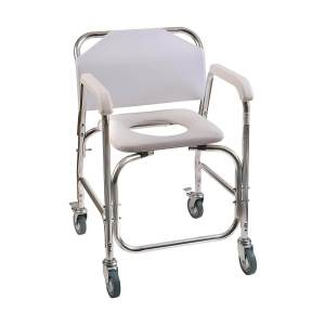 Duromed shower wheelchair