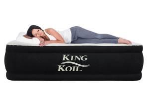 king coil mattress
