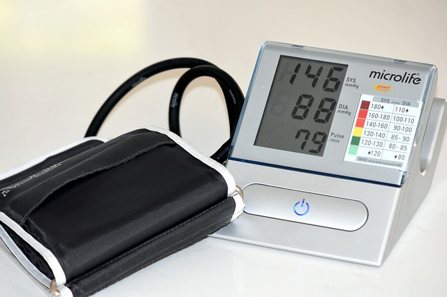 blood pressure exercise