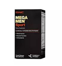 GNC Mega Men Sport Daily Multivitamin