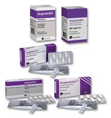 Augmentin is used to treat bacteria infections