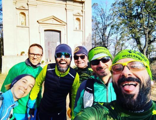 Oltrepo Trail - Trail Running Academy