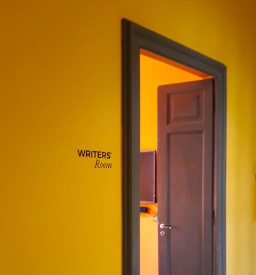 Non ancora - La stanza degli scrittori alla Scuola Holden di Torino