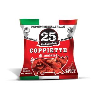 Coppiette Snack Carne Secca