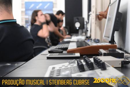 Curso de Produção Musical Intensivo - Galeria de Fotos - Julho 2017