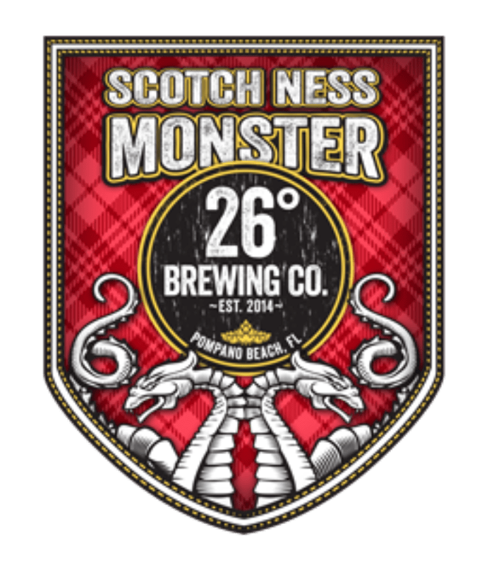 Scotch Ness Monster