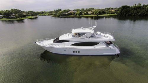 Hatteras Intros New 70 Foot Flybridge Model 26 North Yachts