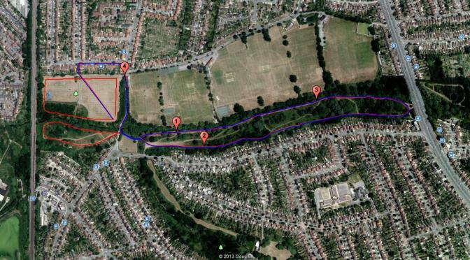 Collingwood - Sutton Mob Match