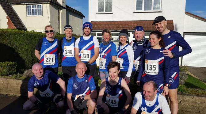 GP10 – The Bookham 10k Race Report