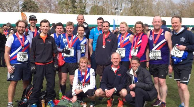 Fleet Half Marathon Results