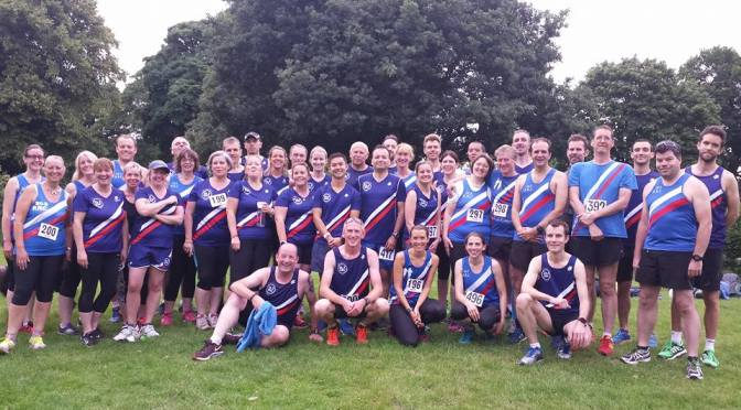 Nonsuch Relays – Results