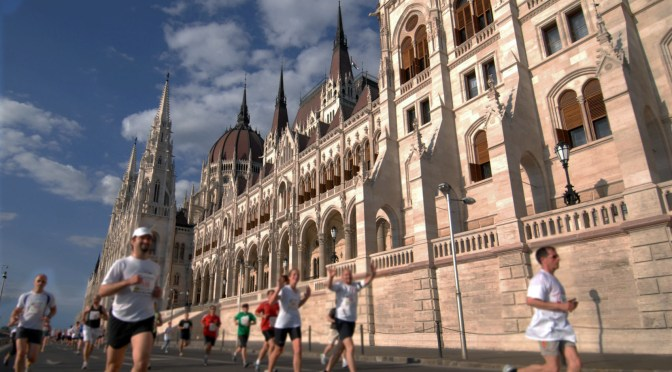 Budapest and Munich Marathons