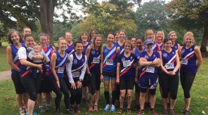 Surrey Cross Country League – 2017/18