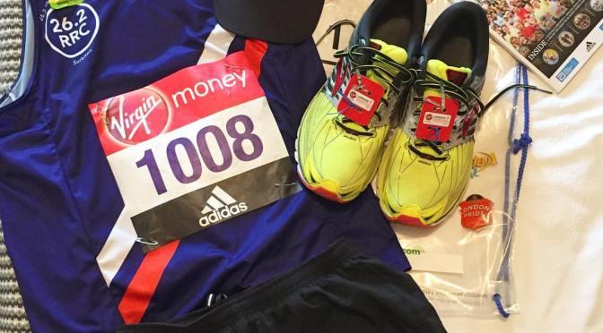 London Marathon Ballot – Updated