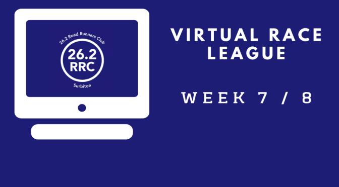 Week 7/8 Challenges