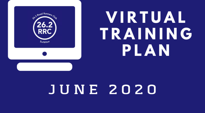 Virtual Training Plan – June 2020