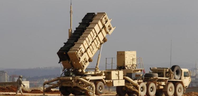 صاروخ باتريوت