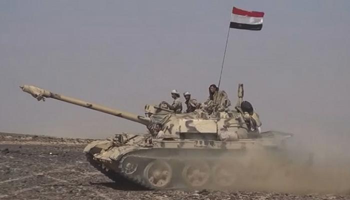 قوات الجيش تحرر مناطق جديدة في باقم بصعدة