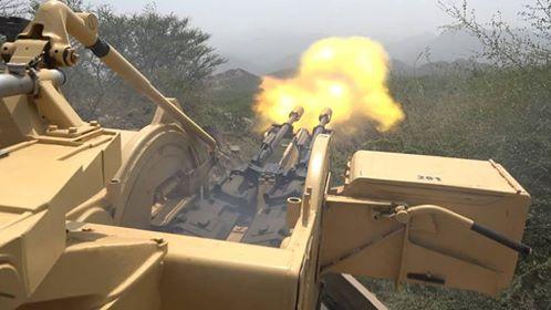 قوات الجيش تصد هجوما حوثيا جنوبي الحديدة