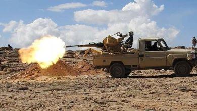 قتلى وجرحى من المليشيا الحوثية بنيران الجيش شمالي الضالع