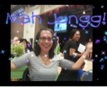 Lily mahjongg still