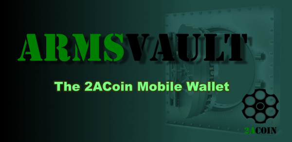 ARMSVault Mobile Wallet