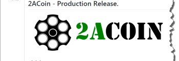2ACoin v2.0.0 Launched