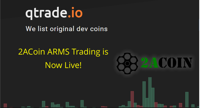 qTrade BTC/ARMS