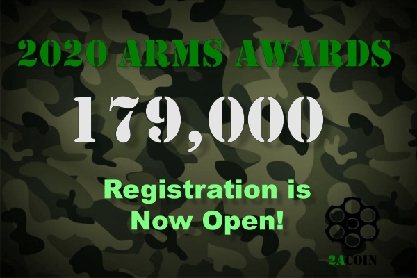 2020 ARMS Awards Registration Open