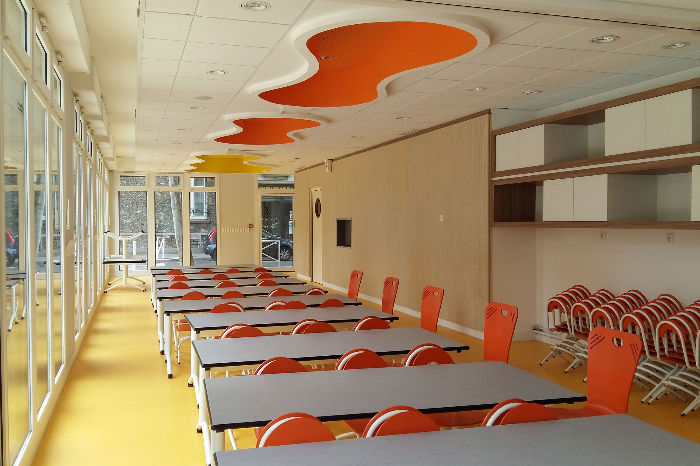Ecole Maternelle Maurice Arnoux 2AD Architecture