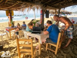 Cafe Maya -Office Day