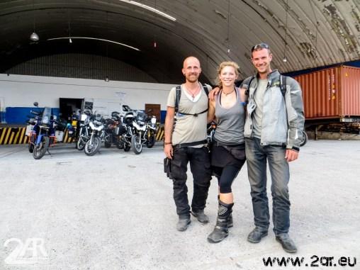 Mirko, Claudia & Dave