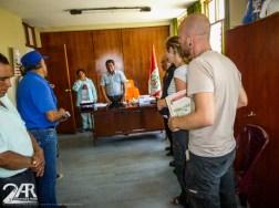 Im Bürgermeisterbüro