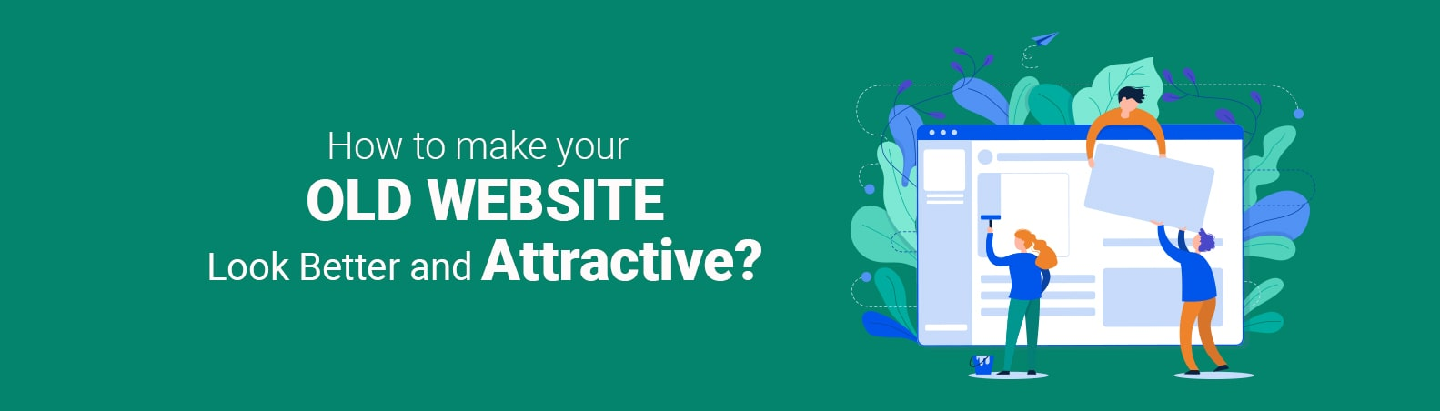 Top 10 Methods to Make a Website Attractive-min